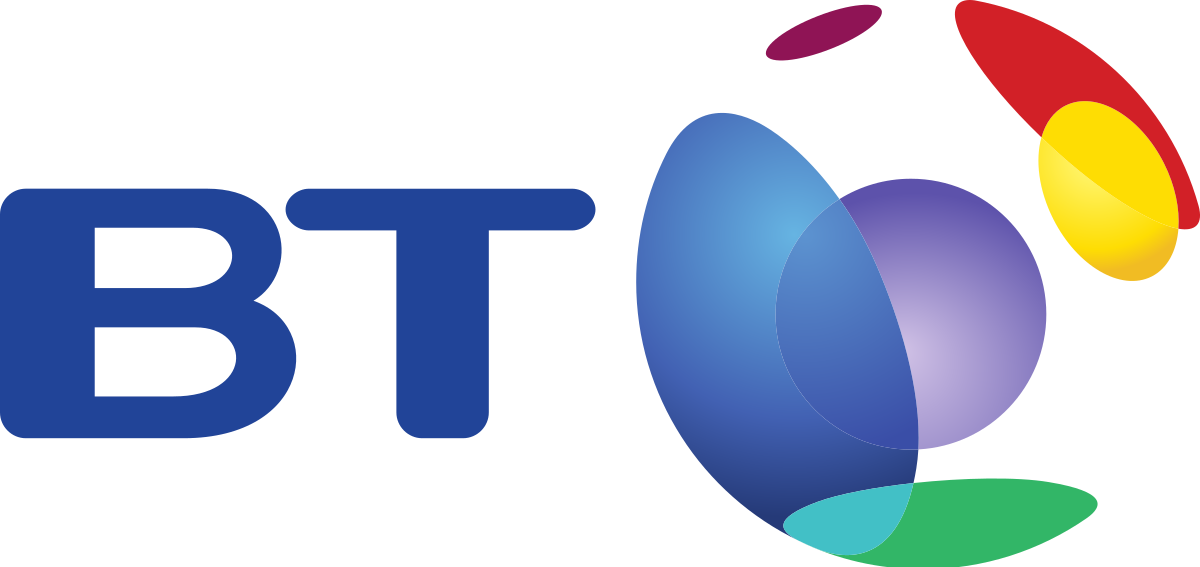 British Telecommunications Logo