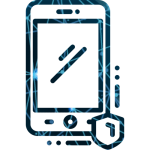 mobile penetration testing icon